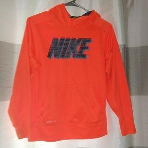Boys Nike hoodie - size L